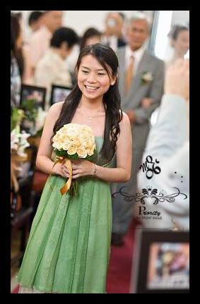 bridesmaid dress by MQ06