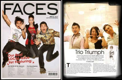 FACES MAG june 2009