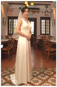 joanne in MQ06 bridal wear