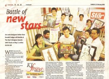 THE STAR feb 2005