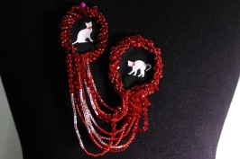 Hand Beaded Works